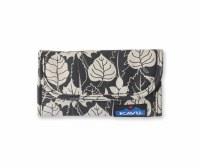 Kavu Big Spender Wallet Wallet BW Leaf