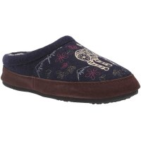 Acorn Forest Mule  5-6 Navy Moose