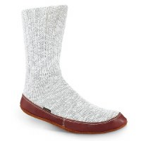 Acorn Original Slipper Sock XXS Light Gry Cotton