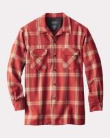 Pendleton Board Shirt Medium Rust/Blue Ombre