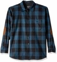 Pendleton Elbow-Patch Trail Shirt XX-Large Buffalo Check/Blue Mix