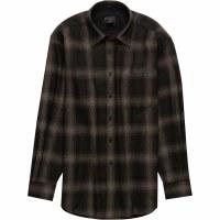 Pendleton Lodge Shirt Medium Brown/Green/Taupe Mix Ombre
