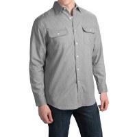 Pendleton M's Hamilton Long-sleeve  Light Grey