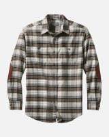 Pendleton Hawthorne Flannel Shirt X-Large Black Watch Ancient Dress