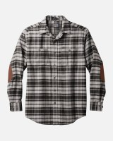 Pendleton Hawthorne Flannel Shirt XX-Large Douglas Grey Tartan