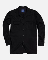 Pendleton Solid Board Shirt Tall XLT Black Solid