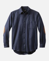 Pendleton Solid Trail Shirt Tall XXLT Navy Mix