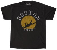 Sully's Tees Boston 1970 - T-Shirt S Black
