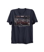 The Boston Sports Apparel The Last Laugh T-Shirt Small Navy