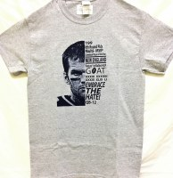 FBG Brady Face S/S T-Shirt Small Grey