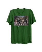"The Boston Sports Apparel Boston Legends ""Celtics"" Green Line T-Shirt Small Green"