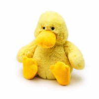 Warmies Cozy Plush Junior Duck Junior Duck