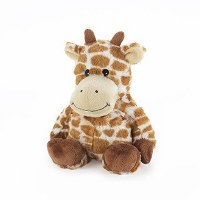 Warmies Cozy Plush Giraffe Full Size Giraffe