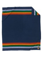 "Pendleton National Park Wool Full Blanket 80""x90"" Crater Lake"