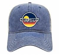 Brew City Flip Side Hat OS Blue