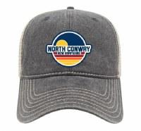 Brew City Flip Side Hat OS Grey