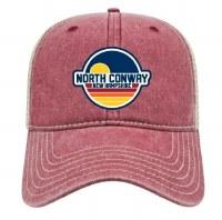Brew City Flip Side Hat OS Red