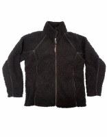 Live Oak  Ladies Fit Full Zip Fleece  2X Black