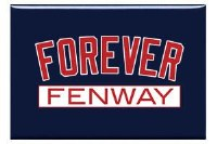 Sully's Tees Forever Fenway Magnet N/A N/A