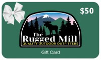 The Rugged Mill $50 Gift Card  $50