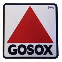 Sully's Tees Go Sox  Bumper Sticker N/A N/A