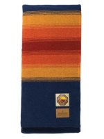 "Pendleton National Park Wool Full Blanket 80""x90"" Grand Canyon"