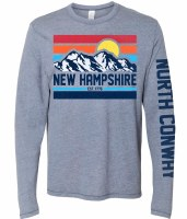 Brew City High Anxiety Long Sleeve M Vintage Navy