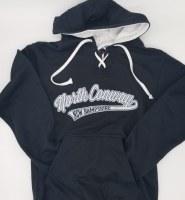 Luba Designs New Hampshire Hockey Hoodie Small Black