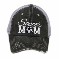 KATYDID Soccer Mom Trucker Hat One Size Grey