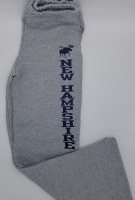 A.M. Associates New Hampshire Sweatpants S Heather Grey