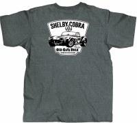 Old Guys Rule Shelby Cobra 98 S/S T M Dark Heather