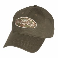 Old Guys Rule The Older I Get....The Better I Was Camo Cap OneSize Dark Olive