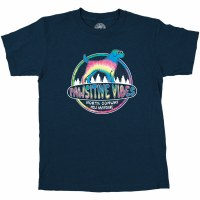 Duck Co. Pawsitive Vibes Kids S/S XS Midnight