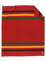 """Pendleton National Park Wool Full Blanket 80""""x90"""" Rainer"""