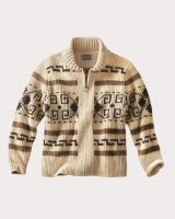 "Pendleton The Original Westerley from ""Big Lebowski"" Large Tan/Brown"