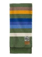 "Pendleton National Park Wool Full Blanket 80""x90"" Rockey Mountain"