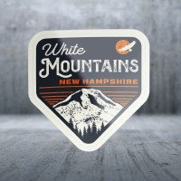Sticker Pack GE Mountain Top Oranges Decal Small