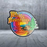 Sticker Pack Sun Melt Smoky Mountains Decal Small