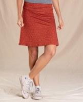 Toad & Co  Chaka Skirt XS Auburn Daisy Chain Print