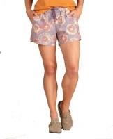 Toad & Co  W's Boundless Short XS Lavender Tie Dye