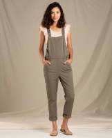 Toad & Co  W's touchstone Overalls  S Falcon Brown