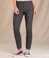 Toad & Co  Earthworks 5 Pocket Skinny Pants 10 Soot