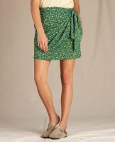 Toad & Co  W's Sunkissed Wrap Skirt M 361
