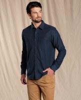 Toad & Co  Morrison Long Sleeve Shirt L Big Sky