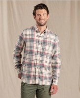 Toad & Co  M's Airsmyth LS Shirt M Oatmeal
