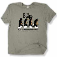 Duck Co. The Bears North Conway, New Hampshire Tee S Heather Forest