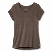 Royal Robbins Noe Henley Short Sleeve S Falcon