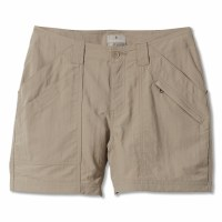 Royal Robbins Backcountry Short 4 Khaki