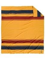"Pendleton National Park Wool Full Blanket 80""x90"" Yellowstone"