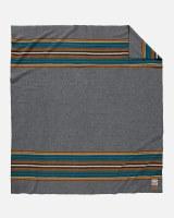 """Pendleton National Park Wool Full Blanket 80""""x90"""" Olympic"""